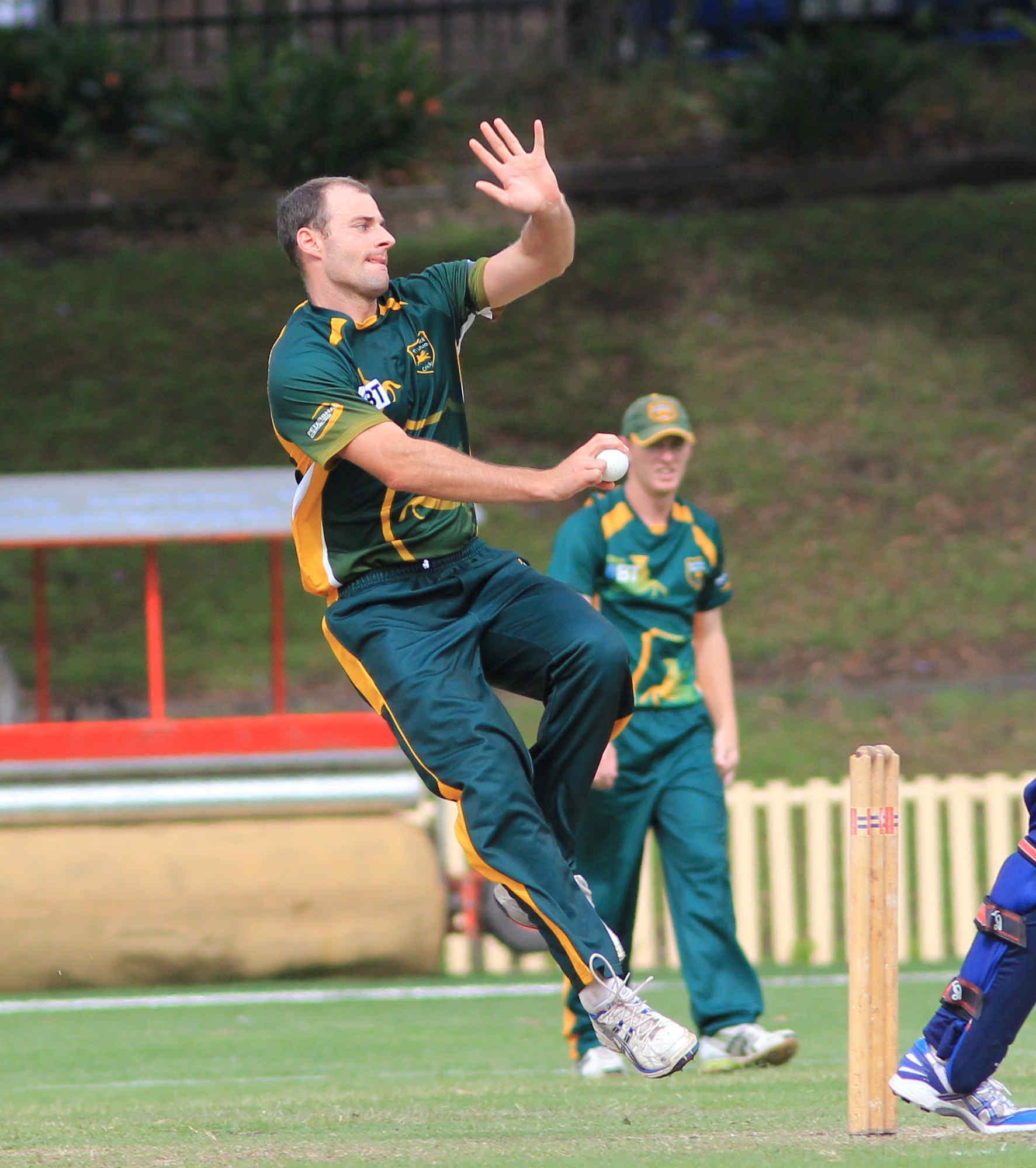 Burt Cockley - NSW Cap #710