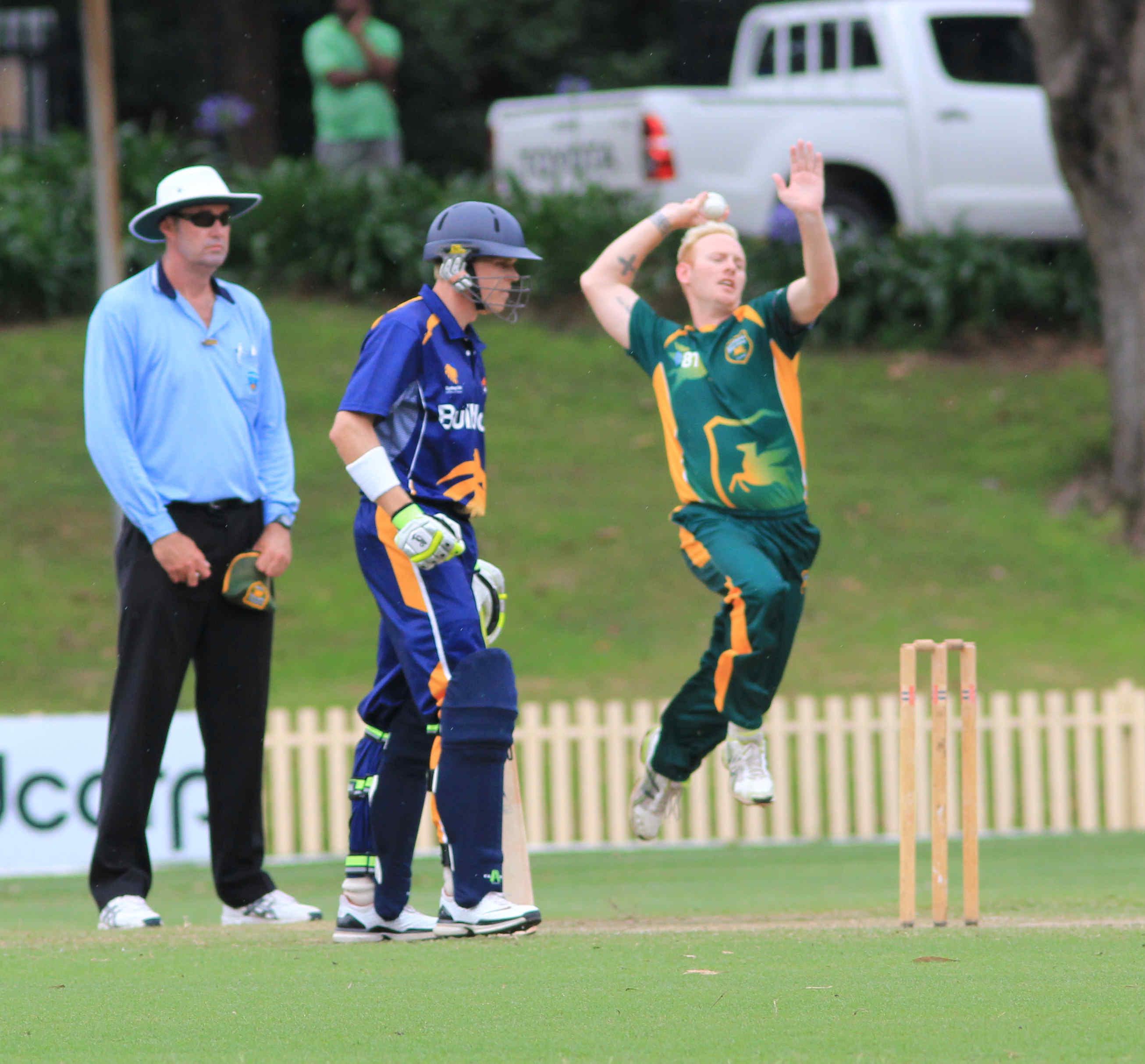Scott Coyte - NSW Cap #704