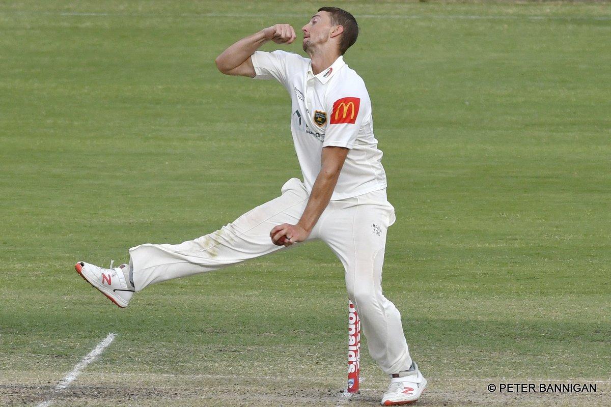 Daniel Sams - NSW Cap #747