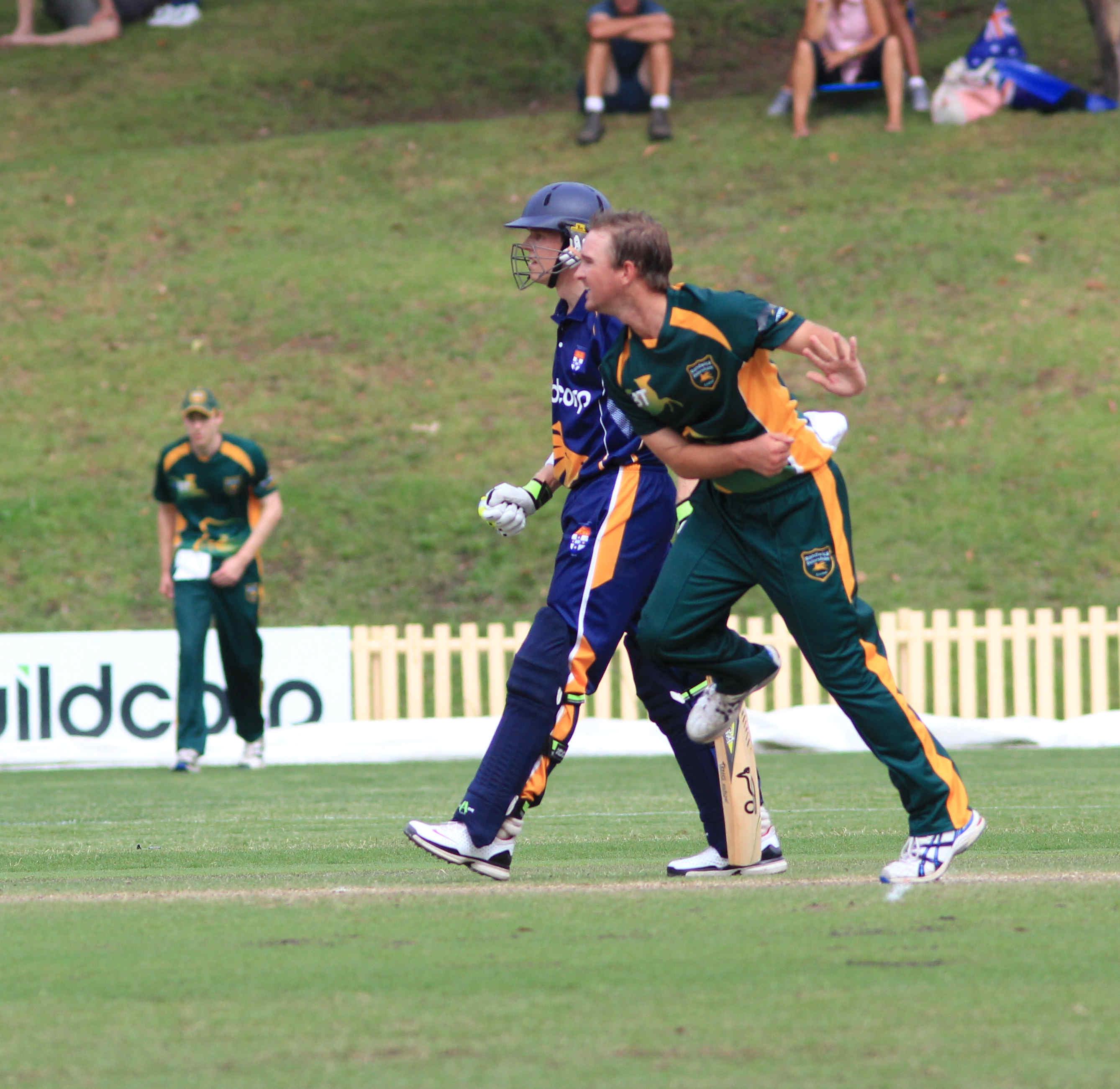 Nathan Hauritz - NSW Cap #703